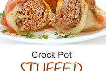 Cabbages Rolls in Crock Pot