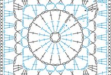 Granny Square Patterns