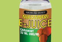 E-Juice ecigv?tska nikotinfri (0 mg/ml) 32 ml