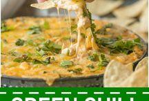 green chili ideas