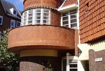 Moderne architectuur / Moderne architectuur