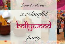 Bollywood Party theme