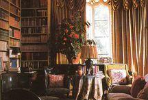 design interior / Libraries.