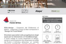 Design for food retail| Polidesign