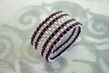 peyote gyűrű