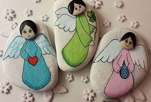 Stone Painting İdeas