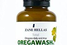 oral hygiene with oregano oil