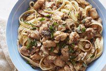 Main dishes-Chicken