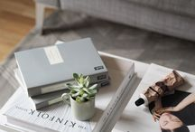 Table Tops / Our favourite Interiors Bloggers let us have a peak at their beautiful coffee tables