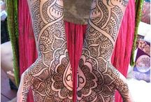 Mehandi Designs and Tehniques
