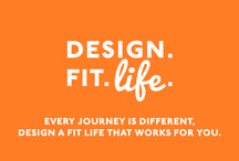 Design. Fit. Life. / Designer Chick, Wife, Mamma, Biz Owner just trying to fit in some Health and Fitness while juggling a Crazy, Busy, Awesome Life. Not a nutritionist, not a fitness guru, not a photographer, or a recipe tester...just trying to find things I can fit into my day to make it enjoyable, achievable and sustainable for me and my little family. I hope you enjoy, share, and ask questions!