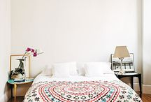 Boho quilts