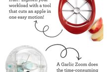 Time savers in kitchen