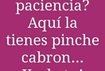 pinches Hombres