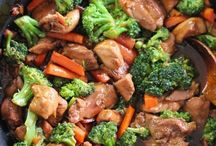 Healthy dinner meal plan for family