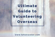 Travel | volunteering abroad