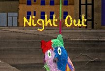 Sparks Night Out: Children's Book