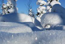 Scenery at Ruka and Kuusamo / places to see at Ruka and Kuusamo