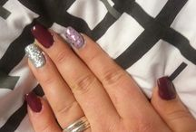 my nails work