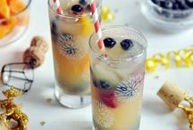 New Year food and drink ideas