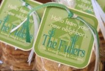 Like a good neighbor... / Welcome to the neighborhood! / by Becky Wohlhueter