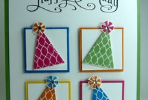 Stamping up / Cards
