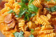 I love pastas