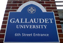 Favorite Places & Spaces / by Gallaudet Interpreting