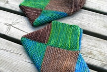 8 square sock pattern
