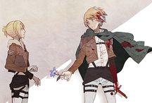Armin Arlert♥