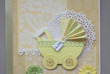 baby cards / by Emily Morley