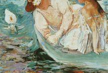 Art - Cassatt Mary