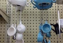 tea pot wind chimes