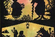Fairy Tales Cross Stitch