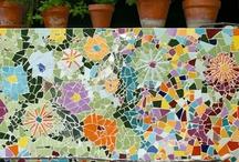 Parede De Mosaico