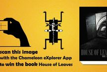 International- Chameleonized Images / Scan the Chameleon images with your smartphone/tablet and experience the possibilities!