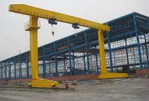 best Ellsen L type 5 ton gantry crane for sale