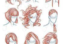 Hair feed