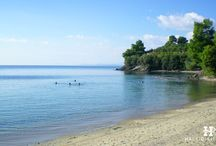 HalkidikiTravel.com - Paradeisos beach in Halkidiki