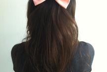 Hair bows / I wish I had these bows