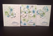 Stampin Up - paper / by Whitney Ulsas