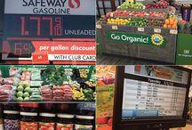Saving at Safeway / Tips for Saving money at Safeway