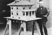 Edison inventii / colectie link-uri despre inventiile lui Edison