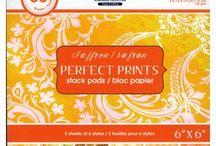 Paper Packs & Cardstock