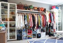 Dream home // The closet <3