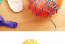 κατασκευες χρησιμοποιωντας μπαλονια