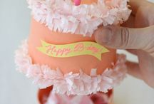 Happy Birthday DIY