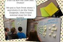 ELA - Compare and Contrast Nonfiction text