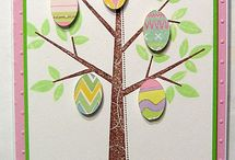 Easter cards - DIY