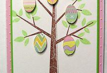 Easter cards - DIY